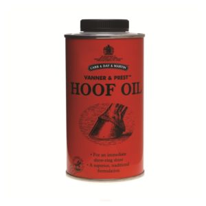 CDM Vanner & Prest Hoof Oil 500 ml