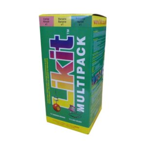 Refill Multipack Likit 3 stk. One Size